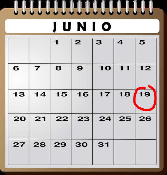 19 de Junio